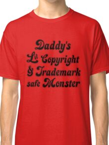 Lil Copyright safe monster! Classic T-Shirt