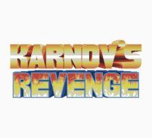 Karnov's Revenge / Fighter's History Kids Tee