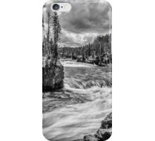 Yellowstone River iPhone Case/Skin
