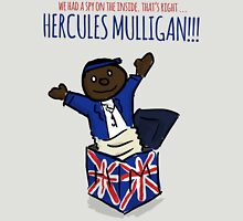Alex Hamiltoon - Hercules Mulligan Jack in a Box Unisex T-Shirt
