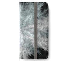 Black & White Snowflake iPhone Wallet/Case/Skin