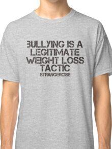 Strangercise - Tactics Classic T-Shirt