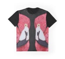 Flamingos 2016 (black) Graphic T-Shirt