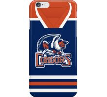 Bakersfield Condors Away Jersey iPhone Case/Skin