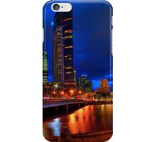 Melbourne's South Bank Panorama iPhone Case/Skin