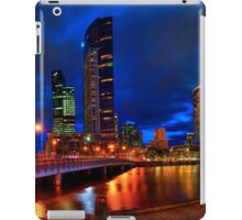 Melbourne's South Bank Panorama iPad Case/Skin