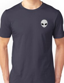 alien badge Unisex T-Shirt