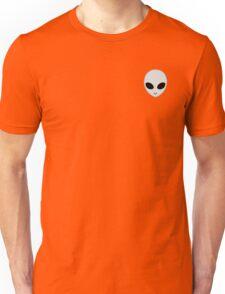 alien badge Unisex T-Shirt