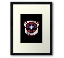CT-Logo Framed Print