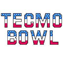Tecmo Bowl Photographic Print