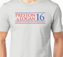 VOTE PRESTON & LOGAN 16 C Unisex T-Shirt