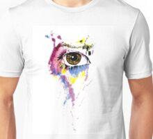 Karla P.L. Designs, Ojo Cafe Unisex T-Shirt