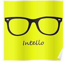 Intello-Geek Poster