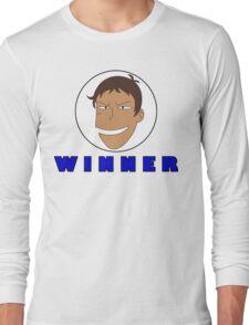 Lance WINNER Flag Long Sleeve T-Shirt