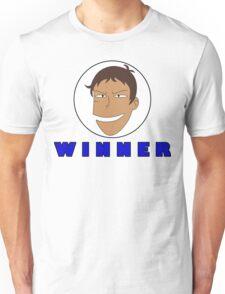 Lance WINNER Flag Unisex T-Shirt