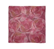 Rosy Red Roses Scarf