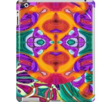 Apophenia Colorful Abstract Lowbrow Art Design iPad Case/Skin