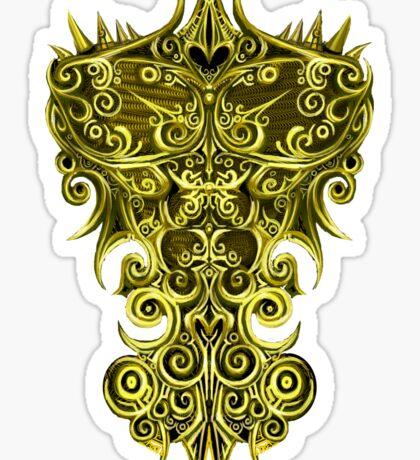 GOLDEN GUARD LUX Sticker