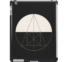 The Philosophers Stone (Alchemical Symbolism) iPad Case/Skin