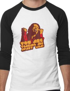 You are tearing me apart Lisa - The Room Men's Baseball ¾ T-Shirt