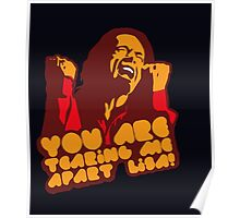 You are tearing me apart Lisa - The Room Poster