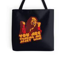 You are tearing me apart Lisa - The Room Tote Bag