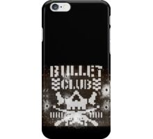pixelated bullet proof shot up iPhone Case/Skin