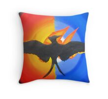 mocking-jay Throw Pillow