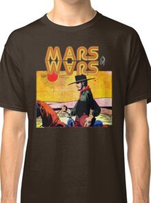 Mars Travels. Classic T-Shirt