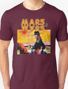Mars Travels. Unisex T-Shirt
