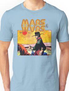 Mars Travels. Unisex T-Shirt