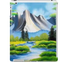 flow of nature iPad Case/Skin
