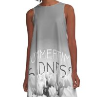 Summertime Sadness  A-Line Dress