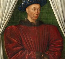 King Charles VII of France by PattyG4Life
