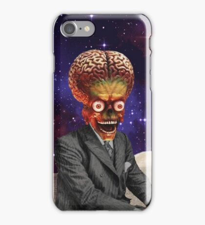 Funny brains iPhone Case/Skin