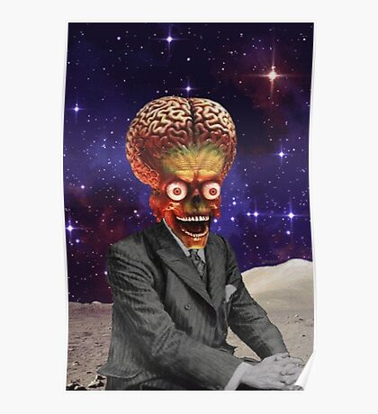 Funny brains Poster