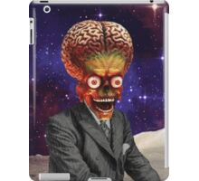 Funny brains iPad Case/Skin