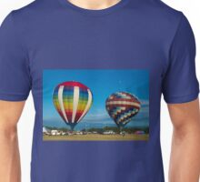 Two Balloons and The Moon Unisex T-Shirt