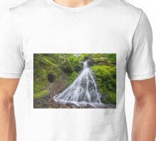 Sweeney Mine Falls - Washington Unisex T-Shirt