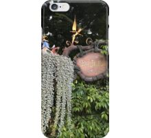 Welcome to Pixie Hollow iPhone Case/Skin