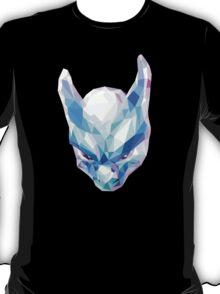 Mewtwo Polygonal T-Shirt
