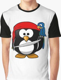 Penguin and Bird !  Graphic T-Shirt
