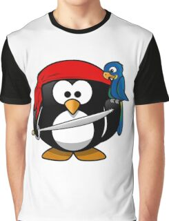 Penguin and Bird !  Graphic T-Shirt