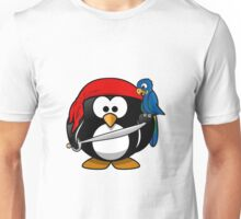 Penguin and Bird !  Unisex T-Shirt