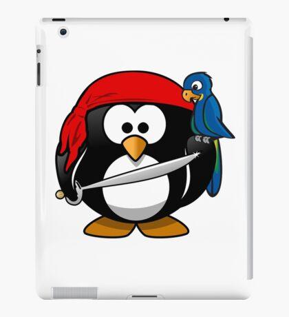 Penguin and Bird !  iPad Case/Skin