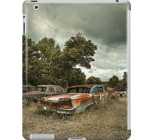 Abandoned Edsel iPad Case/Skin