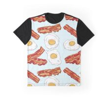Eggs&Bacon Graphic T-Shirt