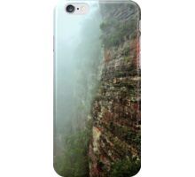 Whats in the Fog iPhone Case/Skin