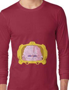 evil brain Long Sleeve T-Shirt