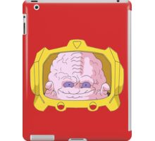 evil brain iPad Case/Skin